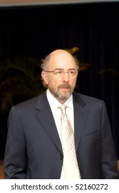 WASHINGTON MAY 1 - Richard Schiff arrives at the White House Correspondents Association Dinner May 1, 2010 in Washington, D.C.