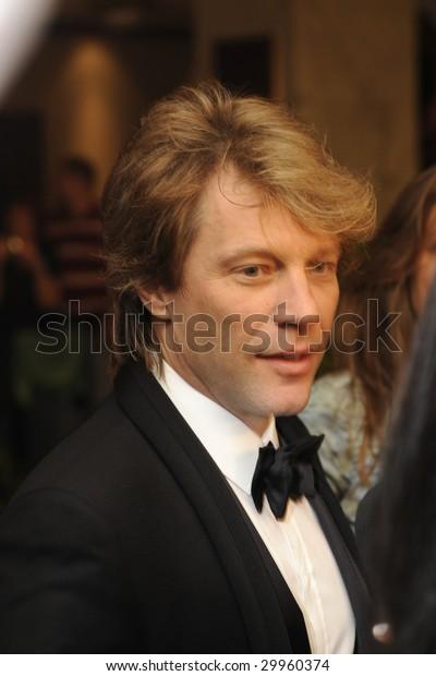 Washington May 9 Jon Bon Jovi Stock Photo (Edit Now) 29960374