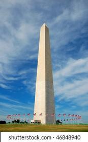 Washington Memorial in Washington, DC, USA