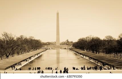Washington monument D.C.