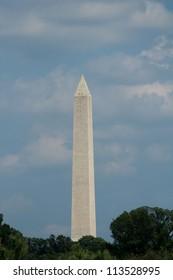 Washington Monument, photographed September 7, 2012