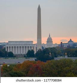 Washington Skyline view