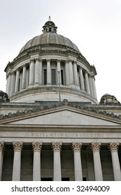Washington State Capitol Legislative Building.