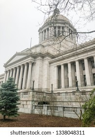 Washington State Capitol in Olympia is the home of the government of the state of Washington. It contains chambers for the Washington State Legislature and offices for the governor, lieutenant governo