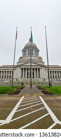 Washington State Capitol in Olympia is the home of the government of the state of Washington. It contains chambers for the Washington State Legislature
