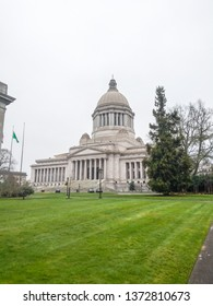 Washington State Capitol in Olympia is the home of the government of the state of Washington. It contains chambers for the Washington State Legislature and offices for the governor
