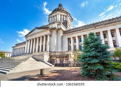 Washington State Capitol Olympia Seattle Washington