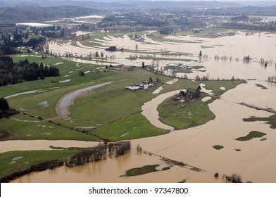 Washington state flooding