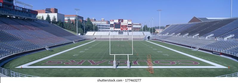 Washington State University football stadium, Pullman, Washington