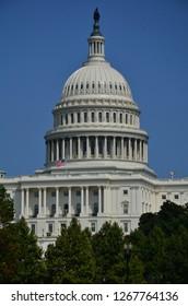 Washington, United States Capitol Building