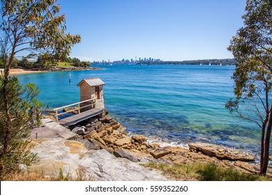 Wason's Bay, Sydney, Australia