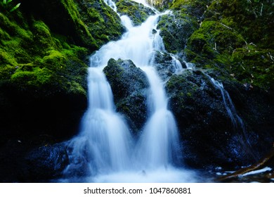 Wasserfall im Jungel