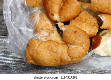 wastage of bread and stale bread,
