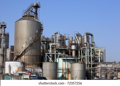 Waste oil disposal facilities