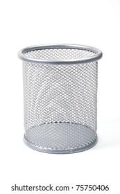 waste paper bin