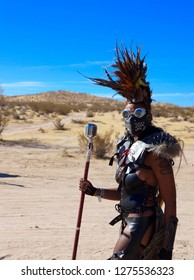 Wasteland Weekend, California City, California: September 22 thru 25, 2016. The annual Wasteland Weekend Festival celebrating the Post-Apocalyptic Culture.