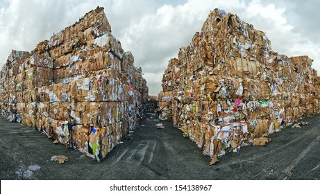 Wastepaper for Recycling