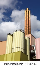 Waste-to-energy plant in Wuerzburg