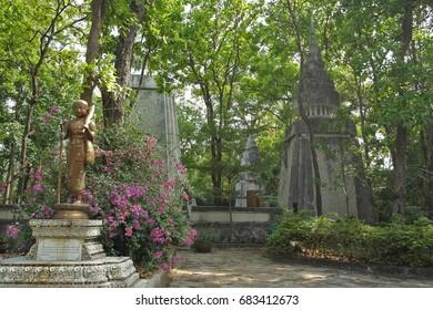 Wat Analayo, Phayao, Thailand