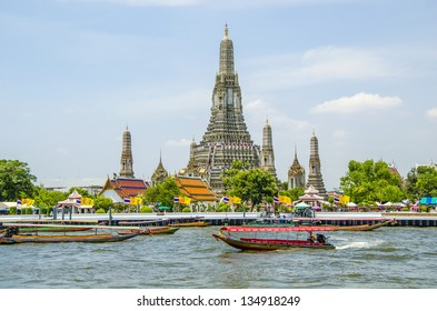 Wat Arun Bangkok, Thailand.