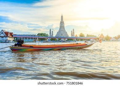 Wat Arun, Bangkok, Thailand -