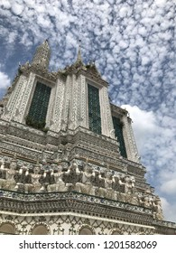 Wat Arun , Wat Arun Ratchawararam Ratchawaramahawihan ,Bangkok ,Thailand