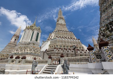 Wat Arun or Wat Arun Ratchawararam Ratchawaramahawihan is a Buddhist temple,the famous Wat Arun perhaps better known as the Temple of the Dawn is one of the best known landmarks in Bangkok,Thailand