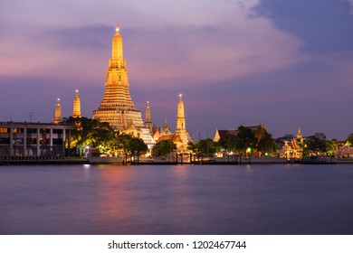 Wat Arun Ratchawararam Ratchawaramahawihan or Wat Arun is a Buddhist temple in Bangkok, Thailand, on the Thonburi west bank of the Chao Phraya River.
