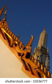 Wat Arun, the temple of dawn in Bankok