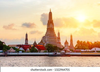 "Wat Arun or ""Temple of Dawn"" is a Buddhist temple in Bangkok Yai district of Bangkok, Thailand. Wat Arun is among the best known of Thailand's landmark."