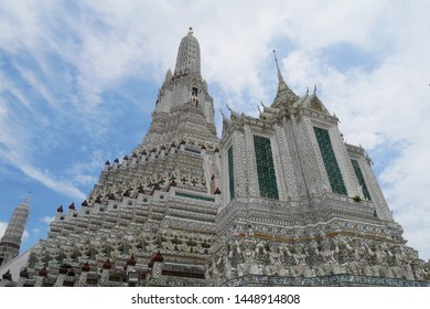 Wat Arun, the temple of Dawn.Wat Arun is a Buddhist temple in Bangkok.Wat Arun is among the best known of Thailand's landmark.