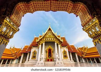 Wat Benchamabophit Buddhist temple