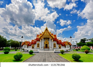Wat Benchamabophit Dusitvanaram is a Buddhist temple in Bangkok, Thailand. Also known as the marble temple, it is one of Bangkok's most beautiful temples and a major tourist attraction.