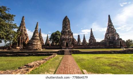 Wat Chaiwatthanaram (Phra Nakhon Si Ayutthaya)