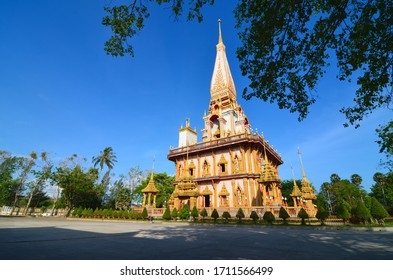 Wat Chalong, Mueang Phuket District in Thailand