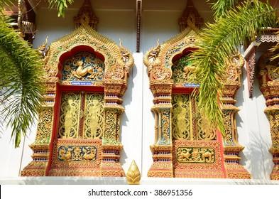 Wat Hang Dong  Chiang Mai , Thailand