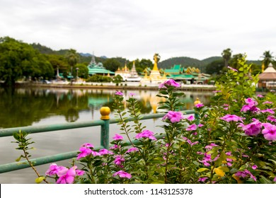Wat Jongklang - Wat Jongkham the most favourite place for tourist in Mae hong son
