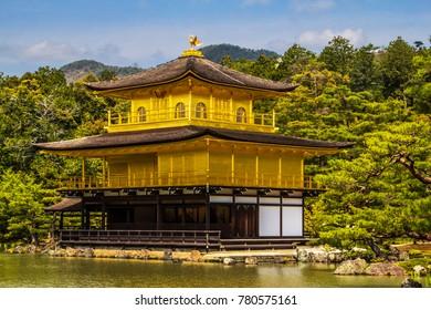wat Kinkakuji , Golden Pavilion