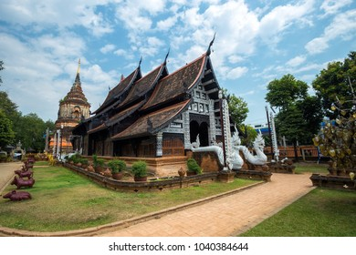 Wat Lok Moli is a Buddhist temple (Thai language:Wat) in Chiang Mai, northern Thailand.