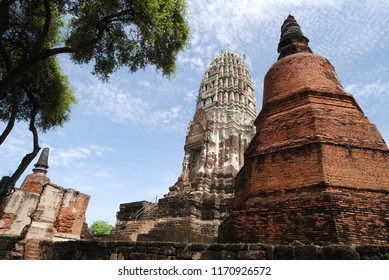 Wat Mahathat of Ayutthaya