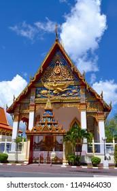 Wat Mongkol Nimit in Phuket Town
