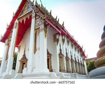 Wat Nakhon Sawan,Thailand