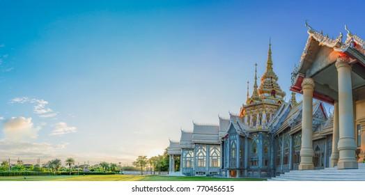 Wat Non Kum in Nakhon Ratchasima, Thailand.