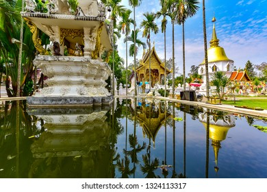 WAT Pa Dara Pirom Temple is located at 514, Rim Tai Subdistrict, Mae Rim District, Chiang Mai Province.The name of this temple was established according to the name of Dara Rasamee Phra Royal Chaya.