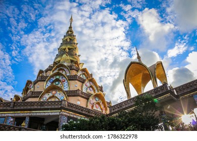 Wat Pha Sorn Kaew (Temple on the Glass Cliff)