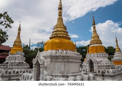 Wat Phra Chedi Sao Lang, Lampang, Thailand