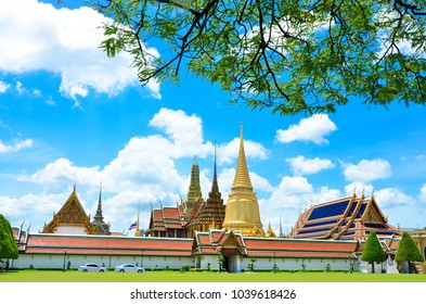 Wat Phra Kaew,Thailand Temple