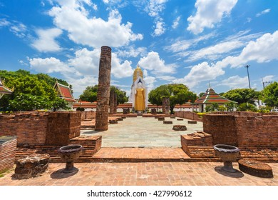 Wat Phra Si Rattana Mahathat also colloquially referred to as Wat Yai is a Buddhist temple (wat) in Phitsanulok Province, Thailand.