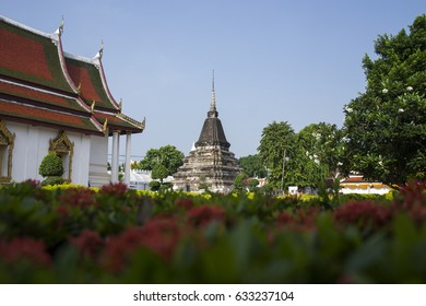 """Wat Phra Sri Rattana Mahatat Woramahawihan"" also commonly referred to as ""Wat Yai"",""PHRA PHUTTHA CHINNARATH"" is a Buddhist temple (Wat) in Phitsanulok, Thailand"