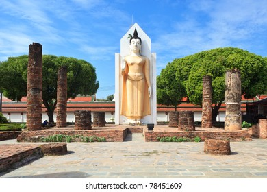 Wat Phra Sri Rattana Mahathat Temple, Phitsanulok - Thailand